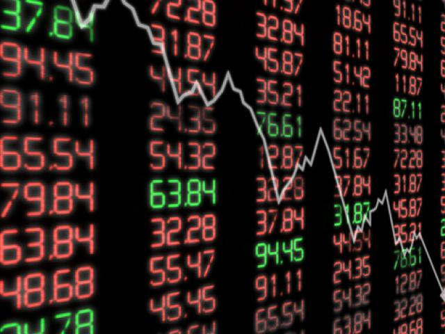 Financial markets gripped firmly by geopolitical risks