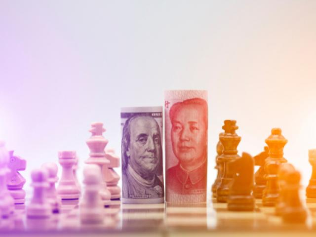 Heading from trade war to currency war?
