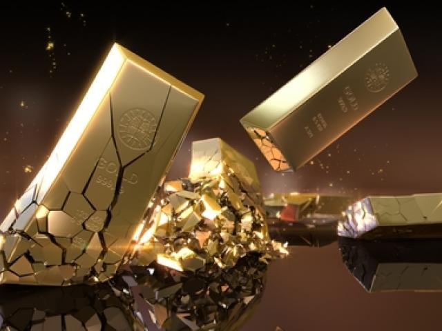 Gold wobbles above $1400 as Dollar stubbornly clings to gains