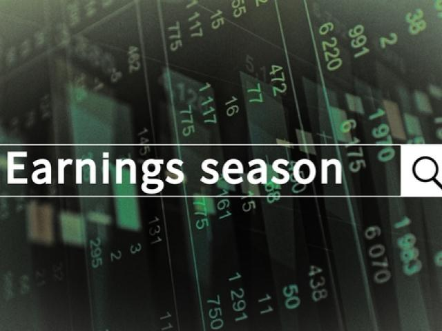 Stocks rise ahead of earnings season