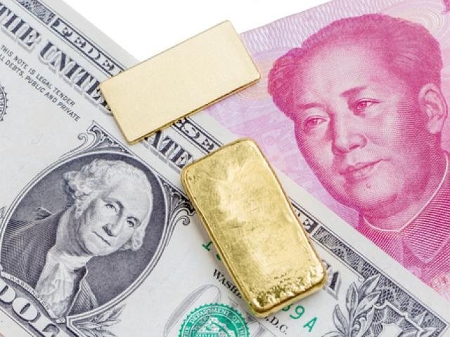 Yuan firms on renewed trade talk hopes; Gold wobbles