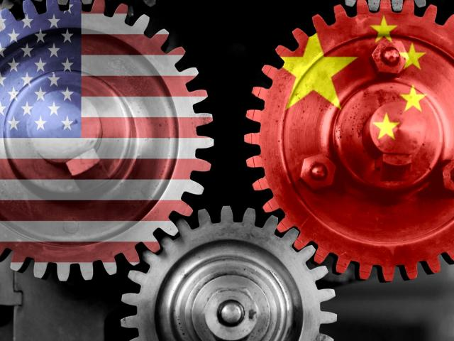 US, China show how it's done