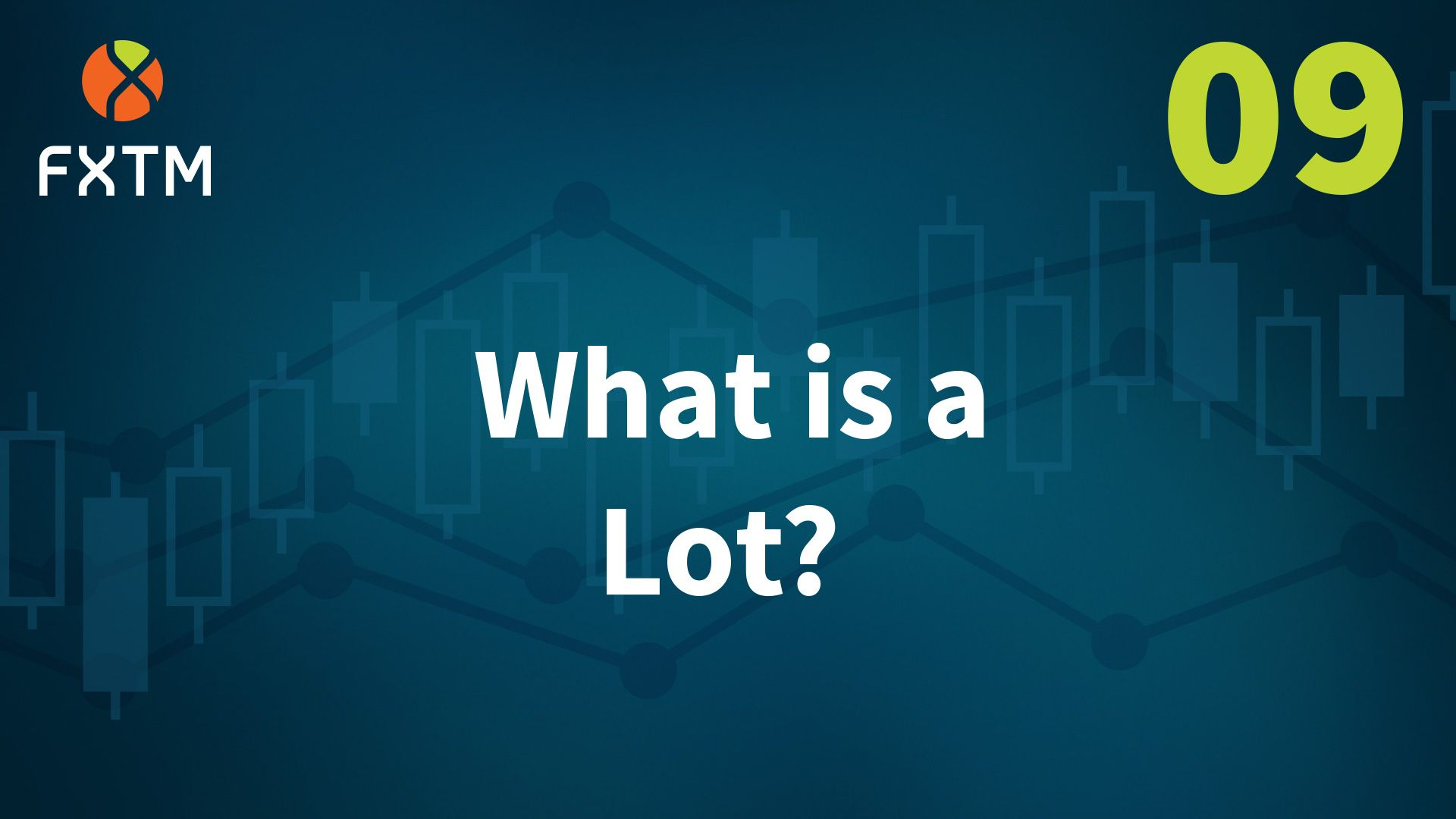 What is a Lot in Forex?