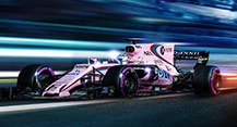 FXTM becomes the official forex partner of Sahara Force India Formula One Team