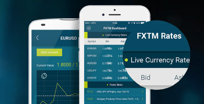 FXTM goes Mobile with ForexTime App, available in AppStore and Google Plus