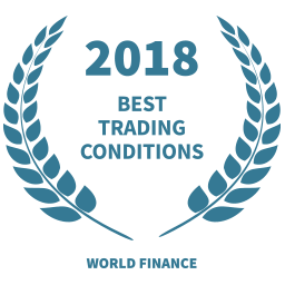 2018 Best Trading Conditions