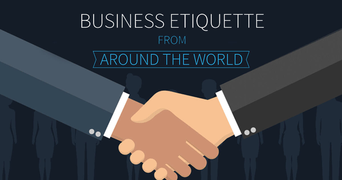 Business etiquette around the world forextime fxtm reheart Images