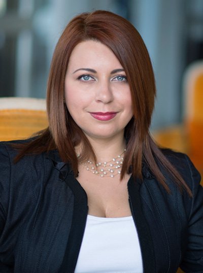 Olga Rybalkina, CEO