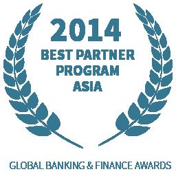 아시아 최우수 파트너 프로그램