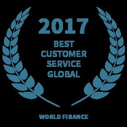 सर्वश्रेष्ठ कस्टमर सर्विस ग्लोबल