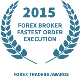 2015 Forex broker fastest order execution award