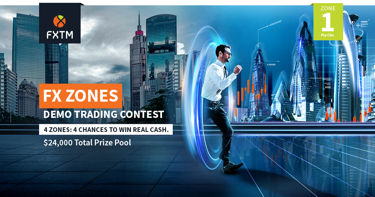 Forex trading demo competition