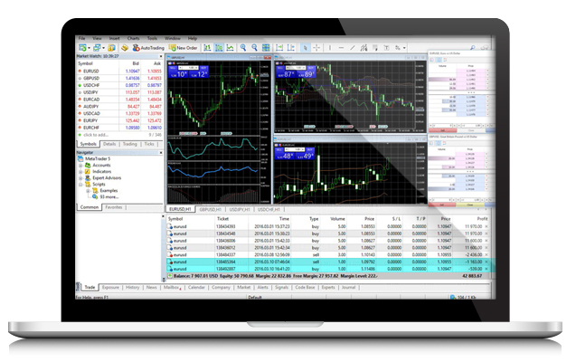 Metatrader 5 mt5 for windows pc forextime fxtm windows register for mt5 download platform urtaz Image collections
