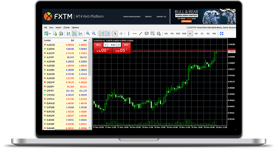 plus500 webtrader login