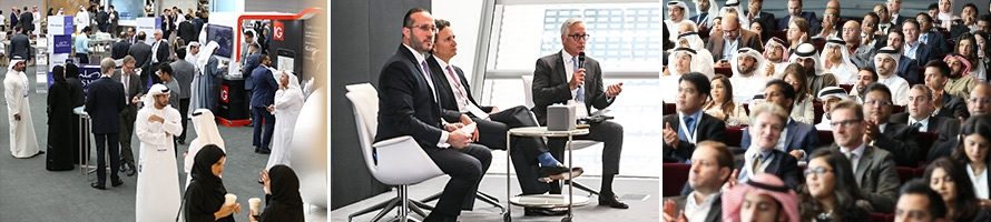 FXTM's Hussein Sayed leads panel at the MENA Investment Congress