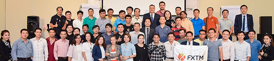 Ultimate Trading Formula comes to Ho Chi Minh City