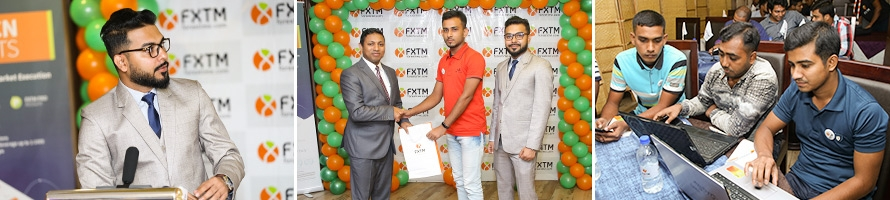 FXTM travels to Bangladesh for two exclusive workshops