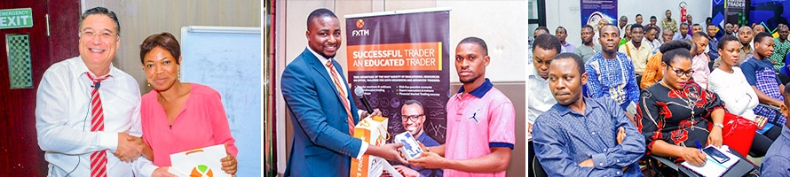 FXTM's Educational Event Highlights in Nigeria during October
