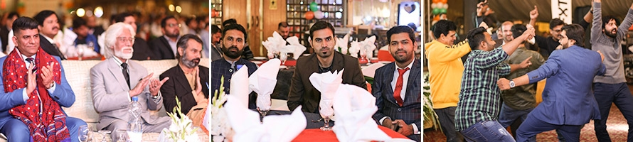 Over 300 guests enjoy celebratory gala dinner in Pakistan hosted by FXTMPartners