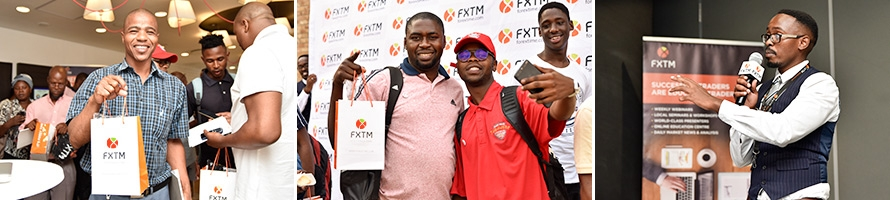 FXTM returns to Polokwane with the 'Foundation of Online Trading'