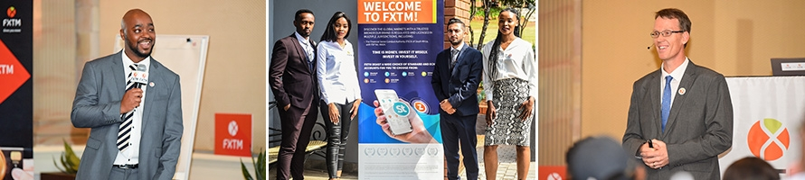 'The Foundation of Online Trading' Inspires Rustenburg and Pretoria