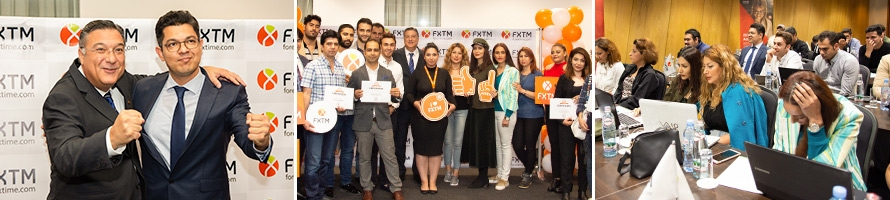 FXTM makes successful debut in Georgia