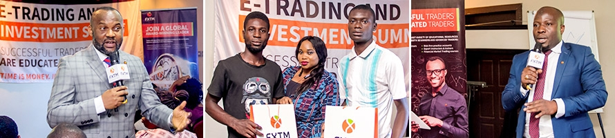 E-Trading & Investment Summit's Great Comeback to Warri