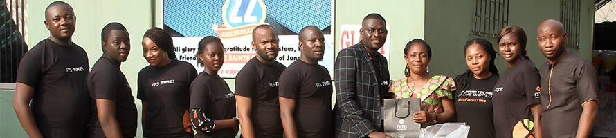 FXTM Makes Positive Impact in Nigeria with Christmas