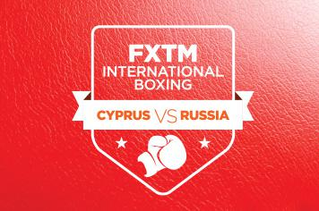 Boxing Event Cyprus vs Russia