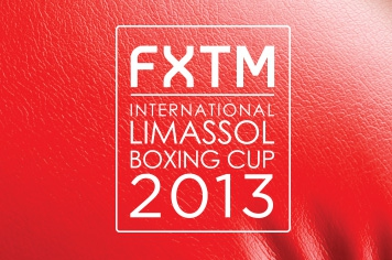 FXTM International Boxing Cup Limassol Cyprus