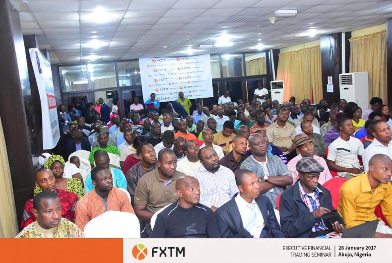 Forex trading seminar in nigeria fibonacci spiral trading