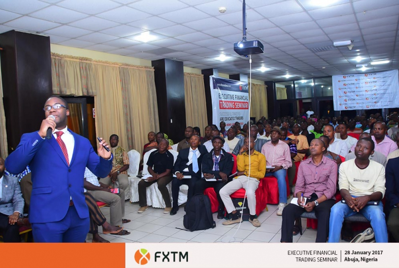 Forex seminars in nigeria настройка ордера на форексе