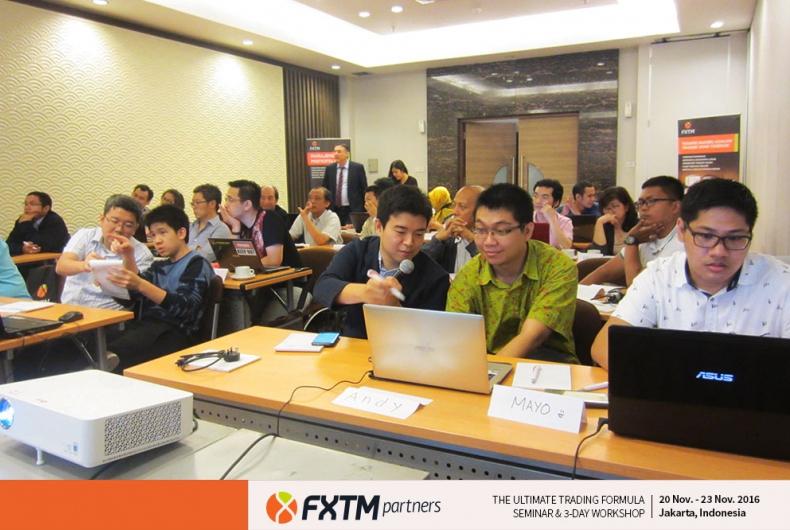 Forex workshop indonesia