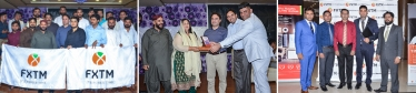 FXTMPartners holds Iftar celebration in Sialkot, Pakistan