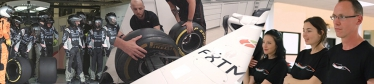 Beyond the Track Series Finale: Pit Stop tyre challenge with FXTM vs SFI vs FXTM