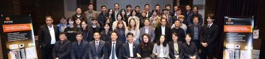 FXTMPartners Sponsors World Economy BAND Seminar in South Korea.