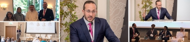 FXTM's Hussein Sayed Chairs ME Family Office Investment Summit