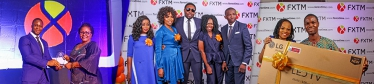 FXTM Research Analyst Lukman Otunuga steals the show at the FXTM Nigeria Gala Dinner