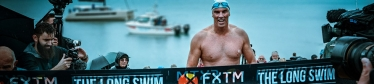FXTM Brand Ambassador Lewis Pugh Completes The Long Swim