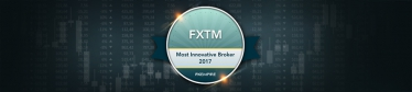FXTM Receives Global Award for Innovation