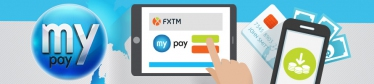FXTM gives Thai clients the option to withdraw with MyPay