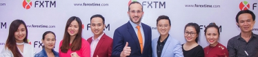 'Trade with FXTM' Seminar Triumphs in Vietnam